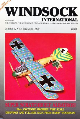 WINDSOCK International Vol.6, No.3